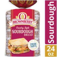 Brownberry Country Sourdough Bread