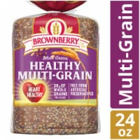 Brownberry Whole Grains Healthy Multi-Grain Bread