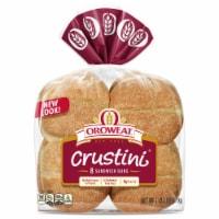 Oroweat Crustini Sandwich Rolls 8 Count - 18 oz