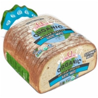 Oroweat Organic Open Faced Country White Bread