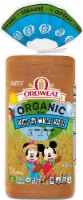 Oroweat Organic White Made with Whole Wheat Bread