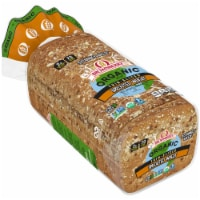 Brownberry Organic Thin-sliced Sprouted Wheat Bread