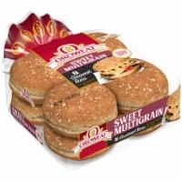 Oroweat® Sweet Multrigrain Gourmet Hamburger Buns - 8 ct / 16 oz