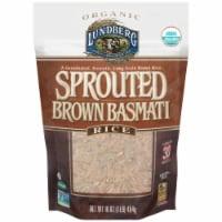 Lundberg Organic Sprouted Brown Basmati Rice - 16 oz