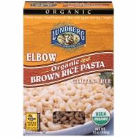 Lundberg Organic Brown Rice Elbow Pasta - 12 oz