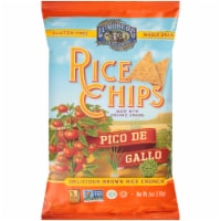 Lundberg Organic Pico De Gallo Rice Chips