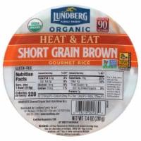Lundberg Organic Short Grain Brown Rice Bowl