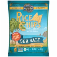 Lundberg Organic Sea Salt Rice Chips