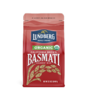 Lundberg Organic California Brown Basmati Whole Grain Rice