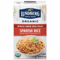 Lundberg Organic Whole Grain Spanish Rice & Seasoning Mix