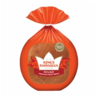 King's Hawaiian Round Sweet Bread