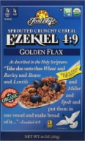 Food For Life Organic Ezekiel 4:9 Golden Flax Cereal