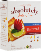 Absolutely Gluten Free Original Flatbread