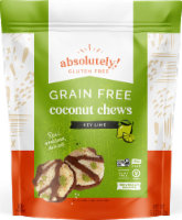 Absolutely Gluten Free Key Lime Coconut Chews