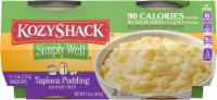 Kozy Shack Simply Well Tapioca Pudding