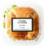 Tuna Salad on a Croissant