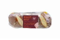 Hearthside Roast Beef and Cheddar Pretzel Roll