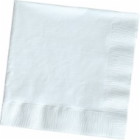 Creative Converting Lunch Napkins - White