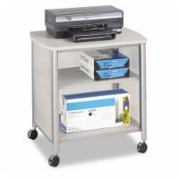 Safco Impromptu Machine Stand in Gray - 1