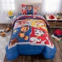 Paw Patrol Twin/Full Comforter Set