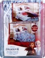 Frozen 2 Microfiber Reversible Comforter - Twin/Full