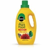 Miracle-Gro All Purpose Liquid Plant Food Concentrate