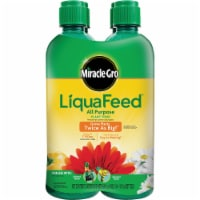 Miracle-Gro LiquaFeed All Purpose Plant Food Refill Bottles