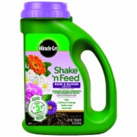 Miracle-Gro Shake n Feed Rose & Bloom Continuous Release Plant Food