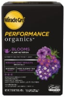 Miracle-Gro Performace Organics Blooms Plant Nutrition
