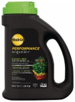 Miracle-Gro Performance Organics Raised Bed Plant Nutrition Granules