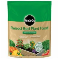 Miracle-Gro 2 Lb. 5-1-7 Raised Bed Dry Plant Food 3330110 - 2 Lb.