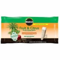 Miracle-Gro 10-15-15 Fruit & Citrus Fertilizer Spikes (12-Pack) 4852012