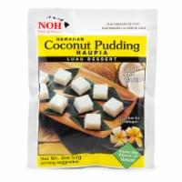 NOH of Hawaii Hawaiian Coconut Pudding Mix