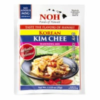 NOH of Hawaii Korean Kim Chee Seasoning Mix