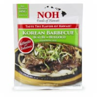 NOH of Hawaii Korean Barbecue Seasoning Mix - 1.5 oz