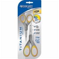 Westcott® Titanium Scissors - 2 pc
