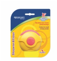 Westcott Pencil Sharpener & Eraser