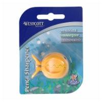 Westcott Single Hole Pencil Sharpener - Assorted