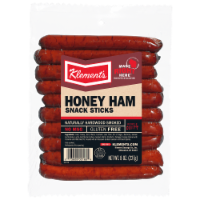 Klement's Honey Ham Snack Sticks