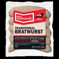 Klement's Fully Cooked Bratwurst