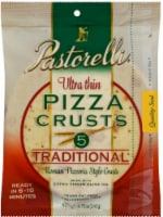 Pastorelli Traditional Crust