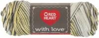 Red Heart With Love Yarn-Lemon Drop - 1