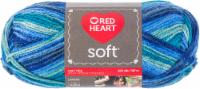 Red Heart Soft Yarn - Seaglass