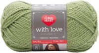 Red Heart With Love Chunky Yarn-Lettuce - 1