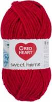 Red Heart Sweet Home Yarn-Merlot - 1