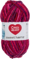 Red Heart Sweet Home Yarn-Berry Bliss - 1