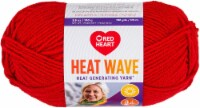 Red Heart Heat Wave Yarn-Red Hot - 1