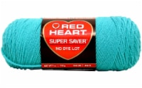 Red Heart Super Saver Yarn - Turquoise