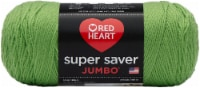 Red Heart Super Saver Jumbo Yarn-Spring Green - 1