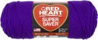 Red Heart Super Saver Yarn - Amethyst